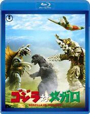 Godzilla vs. Megalon [60th Anniversary Edition] [Blu-ray]