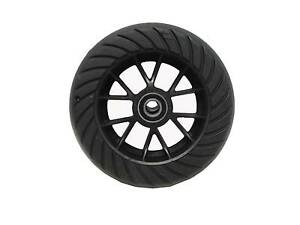 "Go-Ped Brand 6"" Hard Tire & Wheel Assembly"