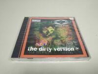 JJ9- AG THE DIRTY VERSION CD NUEVO PRECINTADO!!!