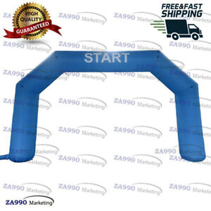 20x13ft Inflatable Archway Start Finish Line Race Sports Event With Air Blower