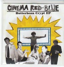 (ET213) Cinema Red And Blue, Butterbean Crypt - DJ CD