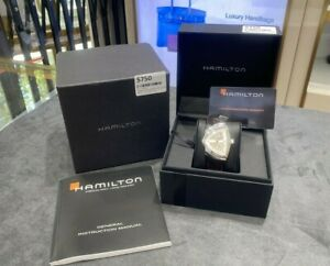 HAMILTON Ventura Auto Gents Watch with Box & Papers