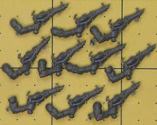 Warhammer 40K Dark Eldar Wyches Splinter Pistols