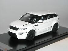 Premium x pr0273, 2012 Range Rover Evoque by onyx concept, White, 1/43