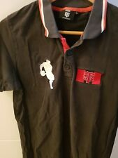 POLO COLLECTOR RUGBY STADE TOULOUSAIN BOUTIQUE OFFICIELLE TAILLE L SLIM FIT