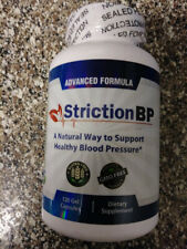 Striction BP Advanced Formula Blood Pressure Support Brand New Free Shipping!