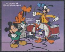 F910. Antigua & Barbuda - MNH - Cartoons - Disney's - Music