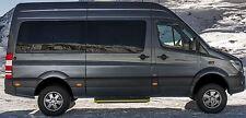"Genuine Mercedes NEW Sprinter ALLOY WHEELS  x 4  16"" & Full Mounting Kit"