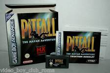 PITFALL THE MAYAN ADVENTURE GIOCO USATO GAMEBOY ADVANCE EDIZIONE ITALIANA 37264