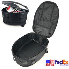 Multifunction Motorcycle Tank or Tail Bag Helmet Back Pack Waterproof Luggage Us (Fits: Bourget's Bike Works)