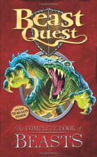 The Complete Book of Beasts (Beast Quest)-Adam Blade
