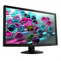 AG Neovo L-W24 24'' TFT LCD Monitor 16:9 Widescreen Full HD 1080p LED Backlit