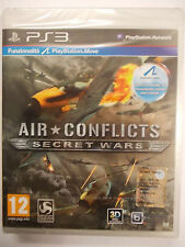 AIR CONFLICTS: SECRET WARS (PS3) SIGILLATO