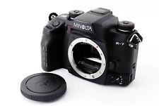 **Exc++++** Minolta Maxxum 7 Alpha 7 α-7 35mm SLR Film Camera Body Japan A0034