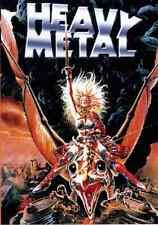 Heavy Metal - 1981 Animated Action -  Richard Romanus, John Candy, Joe Flaherty