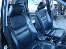 HONDA CRV BLACK LEATHER SEATS & DOOR TRIMS RE, 03/07-10/12