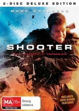 SHOOTER : 2 Disc Deluxe Edition NEW DVD