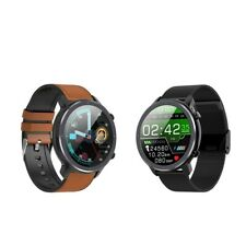 "L17 1.3""Touch Screen Smart Watch Heart rate ECG Blood Pressure Monitor 360x360"