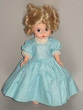 "Madame Alexander Vintage Kins dress for 8"" doll outfit clothes"