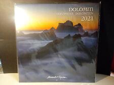 Calendario Dolomiti Dolomites Akena 30 x 30  2021 - 149