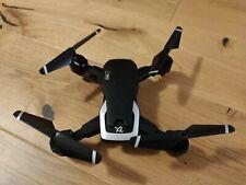 S60 WiFi FPV Drohne mit 1080P Kamera LED Faltbar Selfie Quadrocopter RC Drohnen