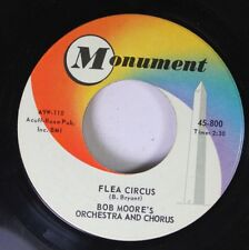 Rock 45 Bob Moore'S Orchestra And Chorus - Flea Circus / Autumn Souvenirs On Mon