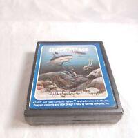 Atari 2600 Shark Attack TESTED & GUARANTEED!!