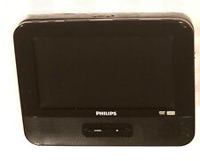 "Philips Portable DVD player PD 7012/37 Main unit 7"" manufactured may 2010"