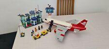 Lego City Aeroporto 3182 completo Raro fuori produzione con istruzioni originali