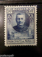 MONACO 1923/24, timbre 69, PRINCE LOUIS II, neuf**, MNH STAMP, CELEBRITY