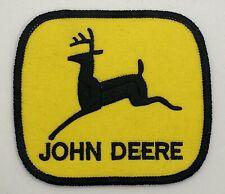 John Deere Tractors Farm Machinery Equipment Vintage Style Retro Patch Cap Hat
