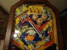 Roy Clark the Entertainer Cocktail pinball machine