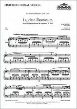 Laudate Dominum, Paperback- SSA & piano; 3.5, Upper Voices - 9780193425903