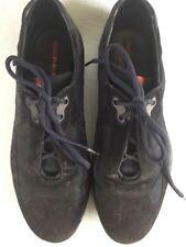 PRADA Men's Casual Black Sneakers Size 9.5 US