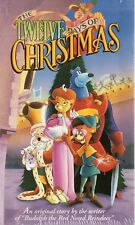 TWELVE DAYS OF CHRISTMAS - VHS - NTSC -NEW - Never played! -Original USA release