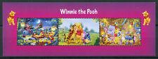 Chad 2016 MNH Winnie the Pooh Bear Piglet Tigger 3v M/S Disney Cartoons Stamps