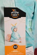 Halloween Costume Dress-Up Baby Infant Plush Snail Halloween Costume Vest 6-12M