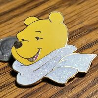 Pooh Winnie the Pooh and Friends Winter Scarf Sparkle Pin # 57516