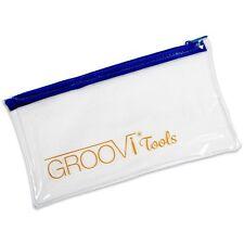 Chiarezza groovi PERGAMANO Strumento Bag GRO-AC-40091-XX 230mm x 125mm x 8mm custodia zip