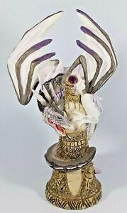 Enchantica Royal Doulton Phantom Dragon Purple Stone EN 92280 Andrew Hull Dragon