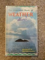 The Observer's Book of Weather (1967) Reginald M Lester