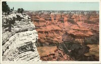 Grand Canyon AZ O'Neill's Yavapai Point Detroit Publishing c1910 Postcard
