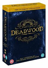 Deadwood Complete Series Seasons 1 2 3 1-3 Ultimate Collection DVD Box Set NEW