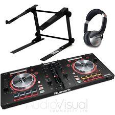 Numark Mixtrack Pro 3 Bundle With Gorilla Laptop Stand & Numark HF125 Headphones