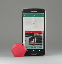 (2A2E2A) XY FINDIT '4+' Bluetooth Finder Token w/ Free Wire Keychain