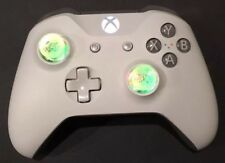 Limited Edition Grey Xbox One Controller with LED GLOWING MOD Fortnite Black Ops