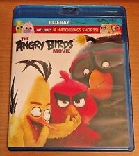 The Angry Birds Movie Bluray disc/case/cover only-no digital- prev view 2016