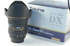 Tokina AT-X Pro 124 12-24 mm 1:4.0 DX AF für Nikon FX und DX