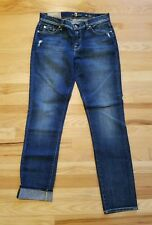 NWT 7 for all mankind The slim cigarette Jeans Size 28