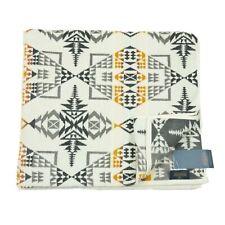 "Pendleton Oversized Beach Spa Bath Sheet Towel Arrowhead Print Tribal 40x70"" New"